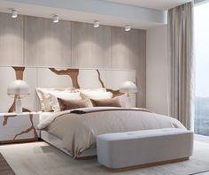 Maison et Objet Beste Momente - Home Dekoration ideas Trendy Bedroom, Bedroom Sets, Home Bedroom, Master Bedroom, Living Room Grey, Living Room Modern, Living Rooms, Architectural Digest, Contemporary Interior Design