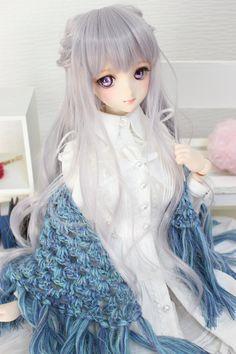 Anime Dolls, Blythe Dolls, Pretty Dolls, Beautiful Dolls, Kawaii Doll, Barbie Life, Dream Doll, Smart Doll, Anime Figures
