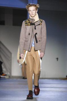 N°21 Menswear Fall Winter 2017 Milan