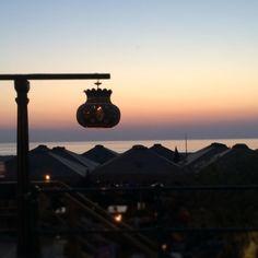 """Wish you were here... #netherlands #coast #sunset #ocean #light #shadows #nofilter"""