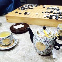 #ShareIG #tea#teapot#baduk#korean#culture#potd#instagood