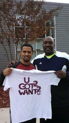 LSU Star and  NBA Great Mahmoud Abdul- Rauf with his  UGOT2WANT2 Pro 1ec27e51d