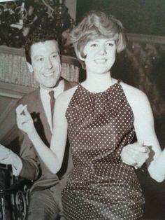 Cilla Black and Lionel Blair 1965.