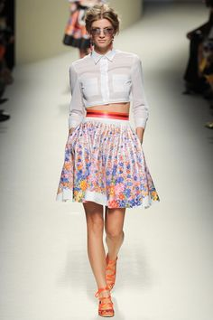 Alberta Ferretti | Spring/Summer 2014 | Ready-To-Wear | Milan