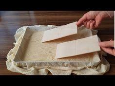 ZOR TARİFLERİ BİR TARAFA BIRAKIN, SAATLERCE UĞRAŞMADAN 10 DAKİKADA ÖYLE BİR BÖREK YAPTIM Kİ.. - YouTube Difficult Recipe, Easy Pastry Recipes, Homemade Beauty Products, Dinner Rolls, Bread Baking, Food And Drink, Tasty, Cooking, How To Make