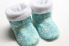 (9) Name: 'Sewing : Baby Shoes - Winter Boots