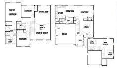 Hawthorne | Mountain Vista Homes – Utah's Green Builder Utah Home Builders, Building A House, Floor Plans, Mountain, Homes, Green, Houses, Build House, Home
