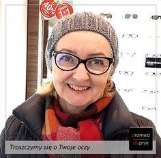 Pani Grażyna sprzedała nam mnóstwo pozytywnej energii. Dziękujemy i serdecznie pozdrawiamy. 😍😍😍 #optyk #optometrysta #okulista #okulary #TomFord #styl #oczy #wzrok #badanie