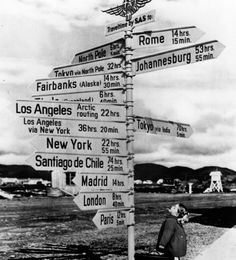 Have yet to see: Johannesburg, Tokyo, Santiago de Chile, New York, Fairbanks, And the North Pole.