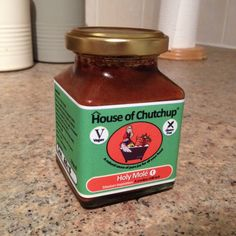A great range of sauces from House of Chutchup, a mix between a chutney and ketchup!