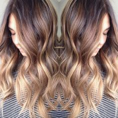 """L.A.'s Raddest Hair Colorists To Follow On Instagram #refinery29 http://www.refinery29.com/best-los-angeles-colorist-hair-instagram#slide-15 Colorist: Mireya CamachoInstagram: @colormemimiCamacho uses balayage to give her clients hair that is so full of dimension, you'll continue staring at her work long after you hit """"like.""""..."""
