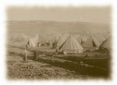 Concentration Camps, Anglo Boer War