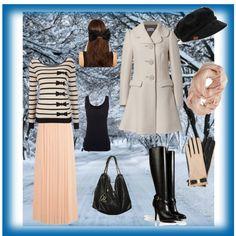 """Julie's Pentecostal Style- Winter Beauty"" by julie-velazquez on Polyvore"