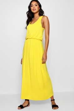 Click here to find out about the Alice Racer Back Maxi Dress from Boohoo, part of our latest boohoo Basics collection ready to shop online today!