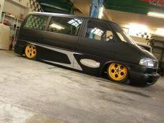 Air Ride VW T4