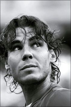 Rafael Nadal (1986) - Spanish professional tennis player and the current world No. 1. He is considered by some to be the greatest tennis player of all time.