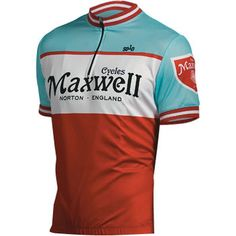 Buy your Solo Halcon Short Sleeve Cycling Jersey - Internal from Wiggle. Cycling T Shirts, Cycling Wear, Cycling Jerseys, Cycling Outfit, Cycling Clothes, Road Bike Clothing, Fur Vintage, Vintage Cycles, Bike Wear