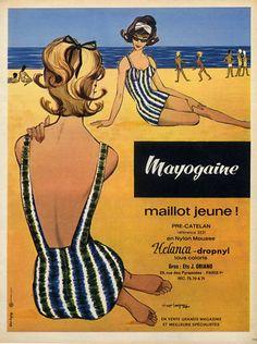 Mayogaine (Swimwear) 1962