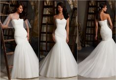 Top 10 Wedding Dress Designs {Wedding Connexion, Johannesburg}