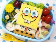 Bento Box: Spongebob Squarepants