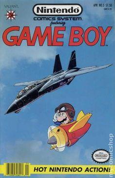 Nintendo Comics System #3