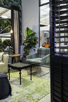 Sprout and St Leger and Viney in the Decorex Designer Spotlight Spotlight, Patio, Outdoor Decor, Design, Home Decor, Decoration Home, Room Decor, Home Interior Design