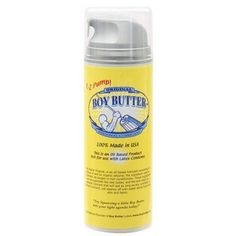 Maximize your pleasure with this amazing personal lubricant . Boy Butter lube is especially made for men. #PersonalLubricant #Lube