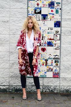 How to wear flower prints the fierce way - Anouk Yve | Creators of Desire - Fashion trends and style inspiration by leading fashion bloggers