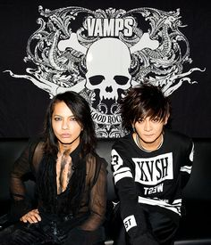 #VAMPS #HYDE #KAZ #2015
