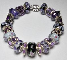 Authentic PANDORA Bracelet Designed with by QueenMeJewelryLLC