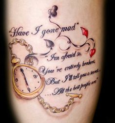 60 + tattoo quotes.