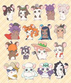 Pokemon Alola, Pokemon Funny, Pokemon Fan Art, Pokemon Games, Pokemon Game Characters, Cute Characters, Cool Anime Pictures, Pokemon Pictures, Pokemon Adventures Manga