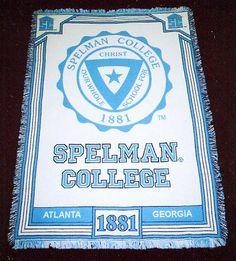 Collegiate Afghans -  Spelman College