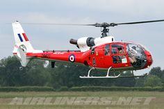 Aerospatiale (Westland) SA-341D Gazelle HT3 - UK - Air Force   Aviation Photo #3873885   Airliners.net