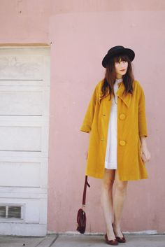 Fancy Fine: yellow daze