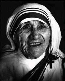 Do not wait for leaders; do it alone, person to person. - Mother Teresa