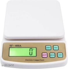 Checkout this latest Measuring & Layout Tools Product Name: *Digital 10kg x 1g Kitchen Scale Balance Multi-purpose weight measuring machine Weighing Scale  (Wight)* Material: Others Type: Weighing Scales Country of Origin: India Easy Returns Available In Case Of Any Issue   Catalog Rating: ★3.9 (2800)  Catalog Name: Classy Weighing Scales/Machines CatalogID_3651337 C126-SC1525 Code: 323-18012435-798