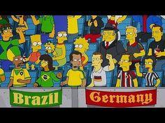 Os Simpsons - Os Simpsons na Copa do Mundo no Brasil (25ª Temporada - Episódio 16)
