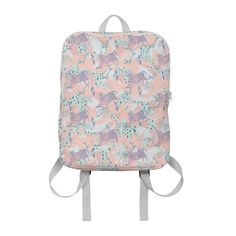 Sherbet Tiger Backpack by Mariery Young available at Fab.com
