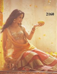 Katrina Kaif Mango Bollywood Lehenga Choli Online ,Indian Dresses - 1