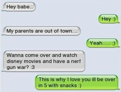 This the way a relationship should be not all about s#*