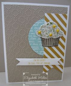 stampin up sprinkles of life card. card ideas.