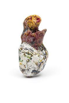 BROCHE,plastico reciclado