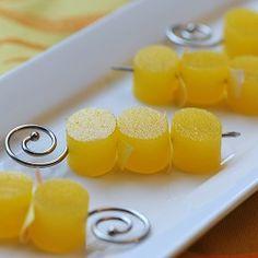 #Mimosa Jelly Shot