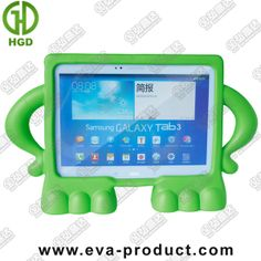 protective samsung galaxy tab 3 10.1 inch cases covers with kids friendly style, drop proof.  http://www.eva-product.com.   Skype: cason.kuang