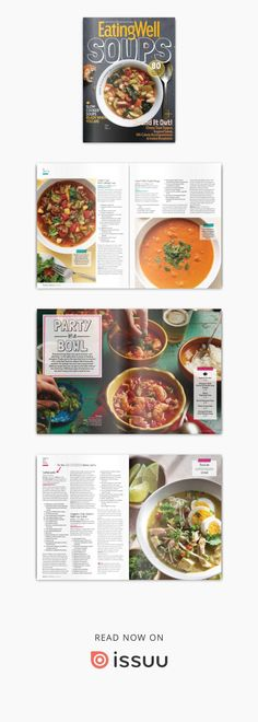 Eating well soups 2016 vk com stopthepress