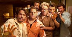 Seth Rogen and James Franco  in 'This Is the End'
