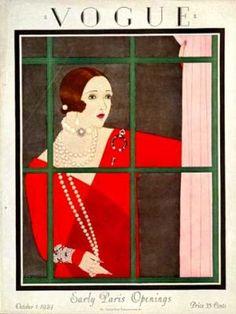Vintage Vogue magazine covers - mylusciouslife.com - Vintage Vogue covers25.jpg