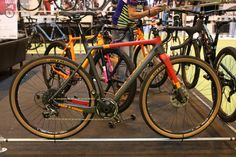 Whyte, Canyon, Wilier, Cube, J.Laverack, Vaaru, Pinarello, Ribble, On-One, Viner, Planet-X, Restrap, Altura and Topeak highlights from Cycle Show 2016 | road.cc