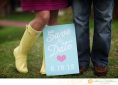 Save the Date (Loveee this one!)